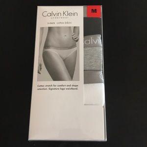 Calvin Klein 3pack cotton bikini